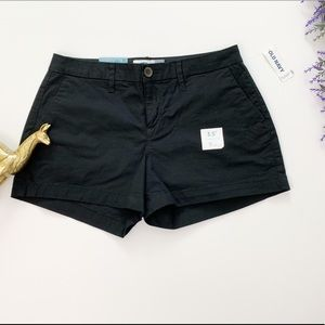 Old Navy Black Short Shorts